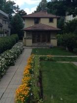 Gardener's Cottage (back view)